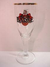 New listing Barbe - Rogue Rufa - Verhaeghe Belgian Beer - 11oz Glass - Romsee Coat of Arms