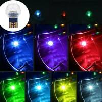Mini USB LED Music Control Car Interior Neon Atmosphere Decor Lamp Ambient Light