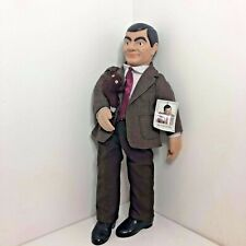 Mr Bean Official Rate Collectable Doll Plush With Teddy tagged 20inch (Q2)