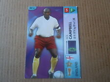 Carte Goaaal ! - Germany 2006 - Angleterre - N°028 - Sol Campbell