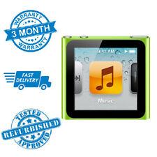 Apple iPod Nano 16GB 6th Gen Generation GreenMP3  **3 MONTH WARRANTY**