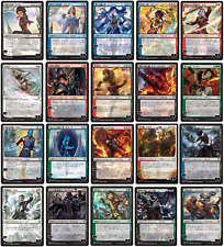 MTG Uncommon Complete Set 20 Japanese Alternate Art Planeswalker War of Spark