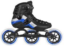 Powerslide R6 Marathon Trinity komplett Speed Skates 3x125mm Rollen