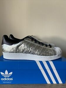 Adidas Mens Superstar In Size 9 - 99p Auction