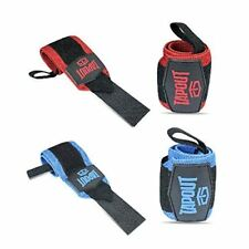 TapouT Weightlifting Wrist Wraps Supports Heavy Duty (2 Pairs/4 Wraps)