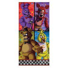 """FNAF Five Nights At Freddy's 28"""" x 58"""" Kids Beach Bath Pool Towel NWT"""