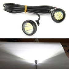 Waterproof Car Light LED DRL Fog Driving Daylight Daytime Running Headlight Lamp