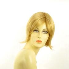Perruque femme courte blond clair doré MARINA LG26
