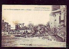 A01580- ERCHEU  LA SUCRERIE APRES L'EXPLOSION