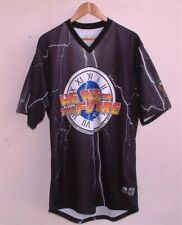 GREENSBORO GRASSHOPPERS vs. MARLINS WE ARE THE FUTURE GAME WORN BASEBALL JERSEY