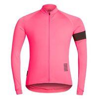 Rapha Pink Long Sleeve Pro Team Jersey. Size X-Large. BNWT.