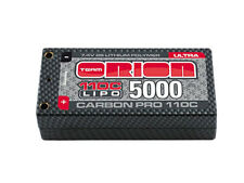 Orion Carbon Pro Shorty Ultra 5000mAh 110C 7.4v LiPo Battery #ORI14083