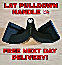 Mag Grip Design Close Grip Lat Pulldown Handle Cable Attachment Home Gym