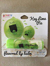 .12 Oz. Full Size Tube Of Key Lime Pie Flavored Lip Balm~Ages 8+, NEW IN PACKAGE