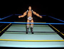 WWE SCOTT HALL NWO BLACK WHITE CUSTOM FIGURE  jakks classic legend WCW wwf