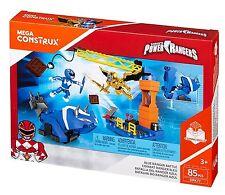 Mega Construx Power Rangers-Blue ranger BATTAGLIA
