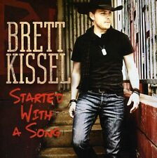 Brett Kissel - Started with a Song [New CD] Canada - Import