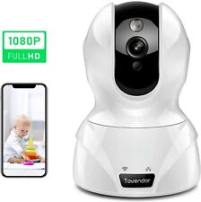 Security Camera 1080P, WiFi Video Camera House Monitor Surveillance System