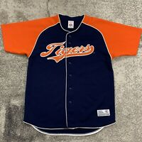TrueFan Mlb Detroit Tigers Baseball Jersey Mens Medium