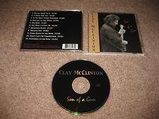 Clay McClinton - Son Of A Gun - CD