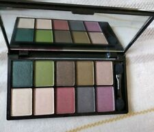 NYX For Eye Color Green eyeshadow palette brand new