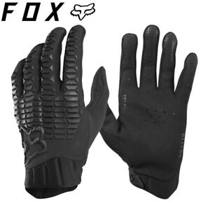 Fox DEFEND MTB Gloves 2020 | Black | Sizes S, M, L