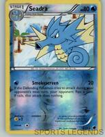 2013 pokemon Plasma Freeze reverse holo Seadra 19/116