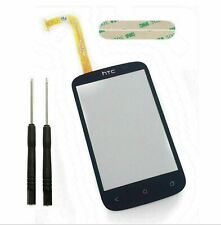 HTC Desire C A320E Digitizer Touch Screen Lens Glass Pad Replacement Black