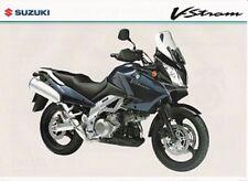 Suzuki DL1000 GB Sales Brochure DL1000 V-Strom 1000 DL1000K4 2004 Vstrom