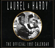 LAUREL & HARDY 1997 OFFICIAL CALENDAR