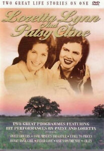 Loretta Lynn and Patsy Cline - Two Great Life Stories in One : Brand New Sealed