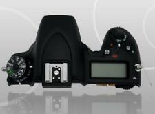Original Top Cover Frame with Small LCD Flash Dial Mode Button For Nikon D750