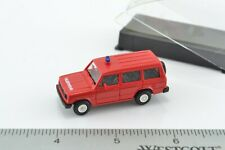 Rietze Mitsubishi Pajero SUV Fire Department HO Scale 1:87 (HO3885)