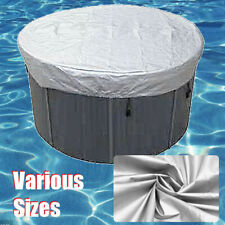 Spa Hot Tub Silver Cover Jacket Guard Cap for Jacuzzi Hotspring Various Sizes ❤