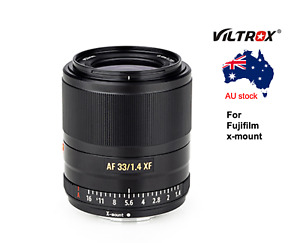 Viltrox AF 33mm F1.4 Auto-Focus Lens for Fujifilm Fuji X-Mount Camera