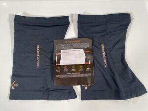 Tommie Copper Unisex Core Compression Black Knee Sleeve XXL