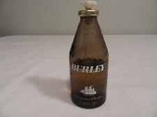 Old Spice BURLEY Vintage 1970's After Shave Lotion 2 3/8 oz SHULTON Old Formula