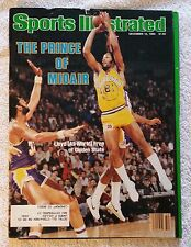 Sports Illustrated December 15, 1980; The Prince of Midair, Lloyd Free-RARE FIND