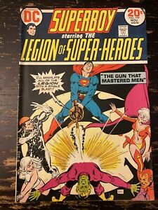 Superboy #199 (1973, DC) Free Combine Shipping