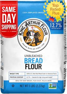King Arthur Bread Flour 5 LB Unbleached