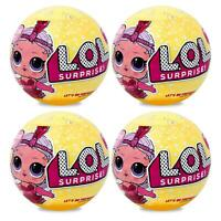 L.O.L. Surprise! Series 3 Wave 1 4-Pack Big Sister LOL Doll Exclusive MGA CHOP