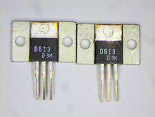 "2SD613PD ""Original"" SANYO Transistor 2  pcs"