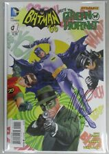 Batman '66 Green Hornet #1 Alex Ross DF Dynamic Forces w/ COA VF/NM DC Comics
