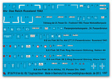 Peddinghaus 2679 1/87 8 tonnellata Sd. Kfz 7 Trattore
