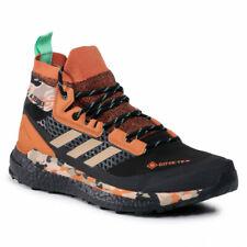 adidas Terrex Free Hiker GTX Mens Hiking Trail Boots Brand New UK 8.5