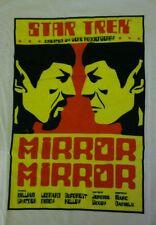 Spock Tee T-shirt Lootcrate Exclusive Mirror Leonard Nimoy- Womens Medium NEW !!