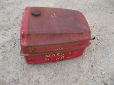 Massey Harris 33 Tractor Good Working Original Mh Gas Tank With Cap Dent Free