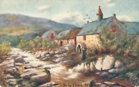 "On the Clunie. Braemar (Raphael Tuck ""Deeside"" Series II Oilette no. 7040) 1900s"