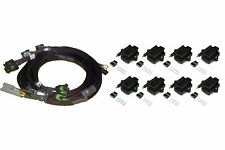 Haltech ECU V8 GM/Chrysler Hemi S/B Block 8x High Output IGN 1A Coils & Loom Kit