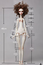 1/4 BJD DOLL SD Elizabeth Chateau girl super dollfie size MSD bjd-human body